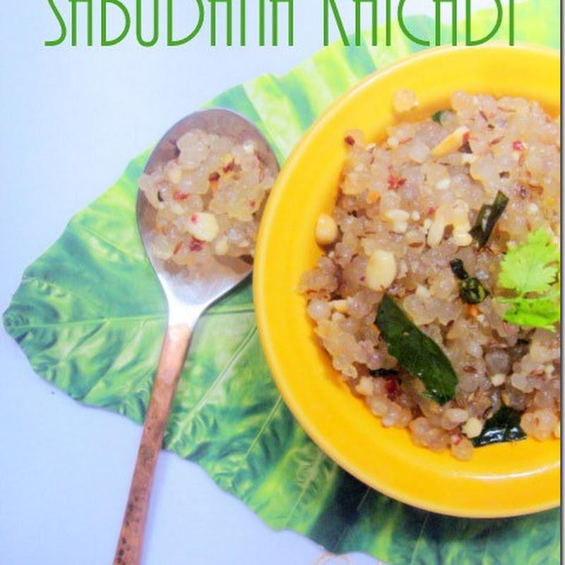 Sabudana Khichadi | Navratri |Vrat Recipes