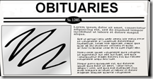 obituaries