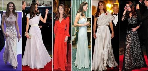 Catherine - Evening Dresses