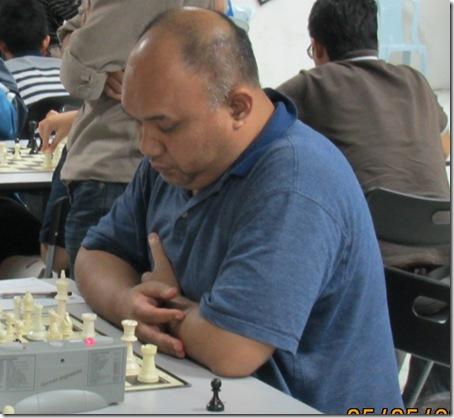 Kamaluddin Yusof, MAS