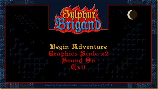 Sulphur Brigand