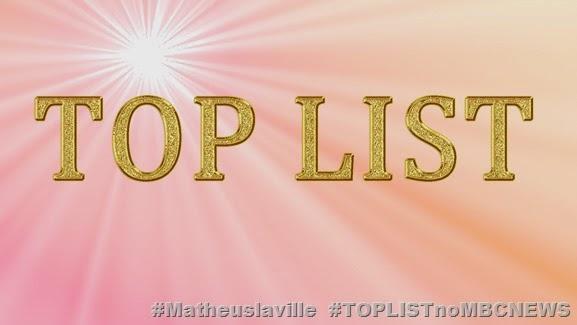 TOP LIST 2014