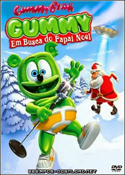 5298b3603ef3a Gummy   Em Busca do Papai Noel Dublado RMVB + AVI DVDRip