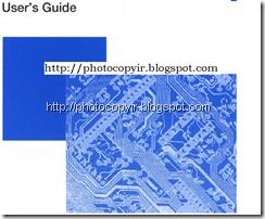 Buku Panduan Cara Fotocopy