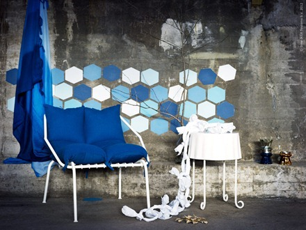 Blå kollektion, IKEA Livet Hemma