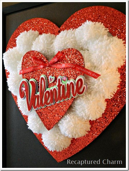 Valentine Heart Frame 062a