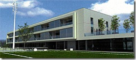 la nueva residencia del Real Madrid