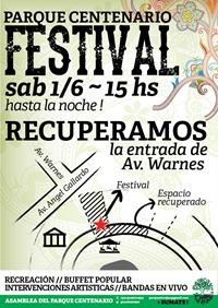 01 - 06 - 13 - Festival Asamblea Parque Centenario