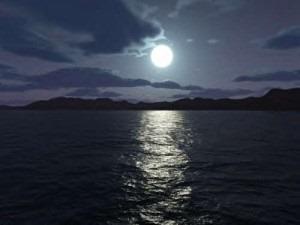 Đi qua một mùa trăng