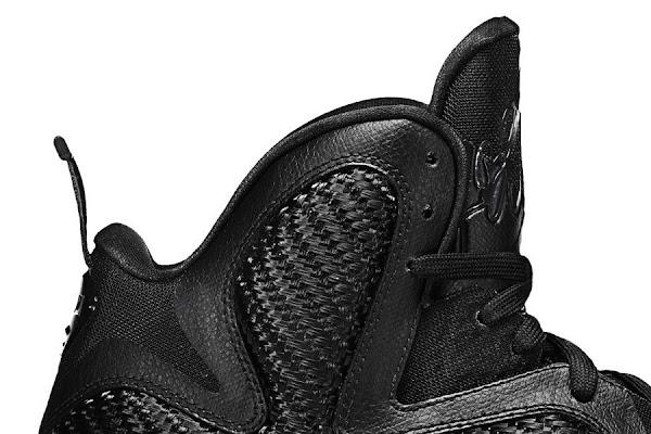 Upcoming Nike LeBron 9 8220Triple Black8221 Catalog Images