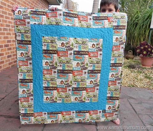 Quilt in a day…