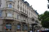 We stayed at the Hotel Slovan in Plzen, built in 1893