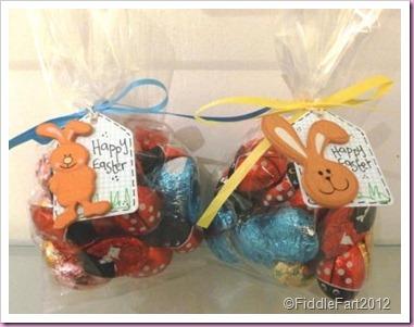 Easter Sweetie Bags