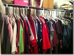 Closet Overview