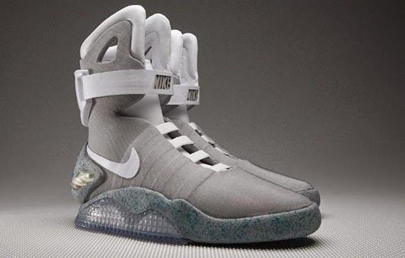 Tênis Nike - De Volta Para o Futuro