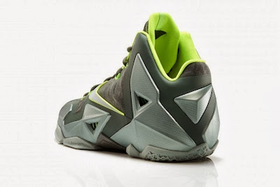 nike lebron 11 gr dunkman 2 02 Upcoming Nike LeBron XI (11) Dunkman Release Information