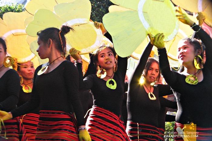Street Dancing at Baguio's Panagbenga Festival