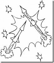 dibujos de fuegos artificiales (4)