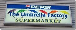 11.2011 Maine Naples Tonys Foodland umbrella sign