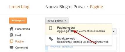 pubblicare-pagina-blogger