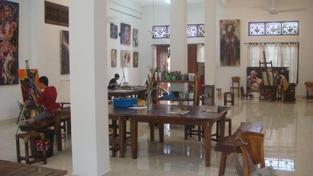 Corso di Pittura Bali