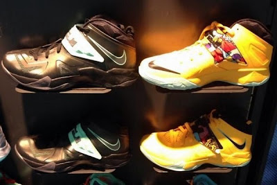 nike zoom soldier 7 xx upcoming colorways 2 01 Nike Zoom Soldier VII   Summer 2013   New Colorways