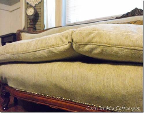 old comfy couch