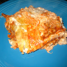 Easy Cheesy No-Boil Lasagna