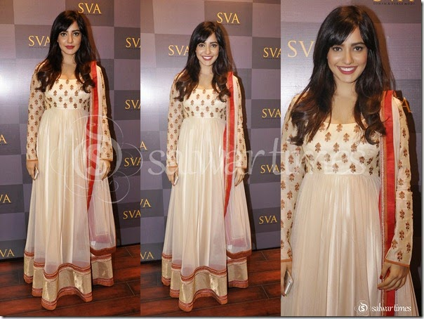 Neha_Sharma_Long_Sleeves_Kameez