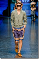 D&G Menswear Spring Summer 2012 Collection Photo 39