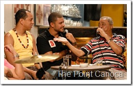Dicró e Anderson do Molejo - com Diogo Nogueira no Samba na Gamboa