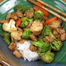 Hot Thai Stir-Fry