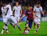 Barca vs Milan