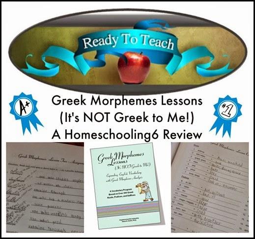 Greek Morphemes Lessons