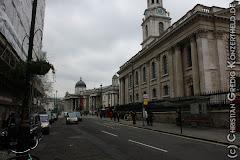 05 Straße vom Charing Cross zum Trafalgar Square