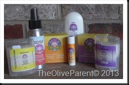 TheOliveParent Beach Organics Samples