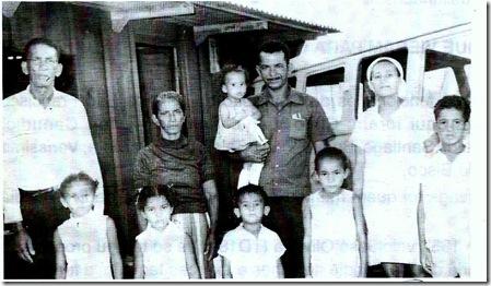 Familia de Emídio da Costa Nogueira