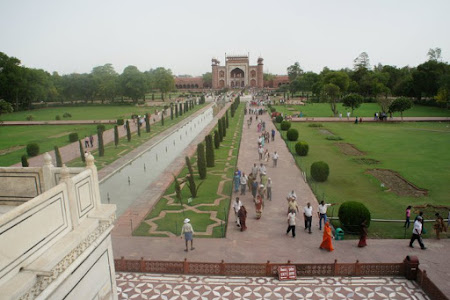 Gradina Taj Mahal