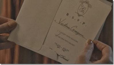 ויקטוריה גרייסון, סירוב חתונה של אמילי, נקמה