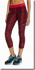 Nike Printed Relay Capri Leggings