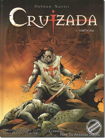 2011-08-15 - Cruzada de Jean Dufaux