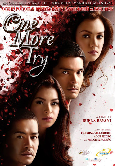 One More Try movie poster