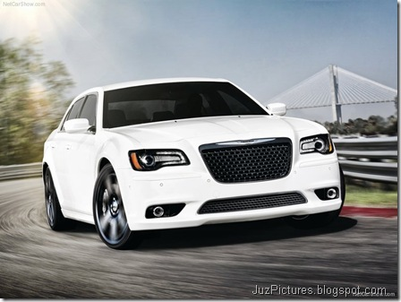 Chrysler 300 SRT81