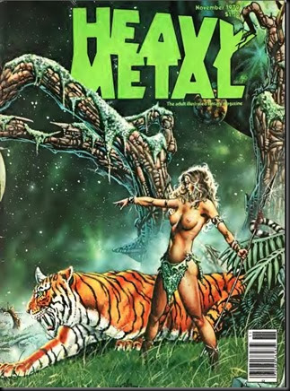 Heavy metal November 79