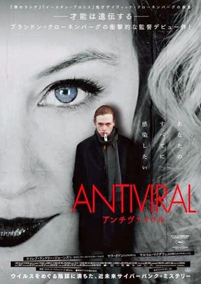 antiviral_movie poster