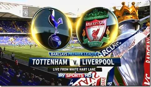 EPL - Tottenham v Liverpool