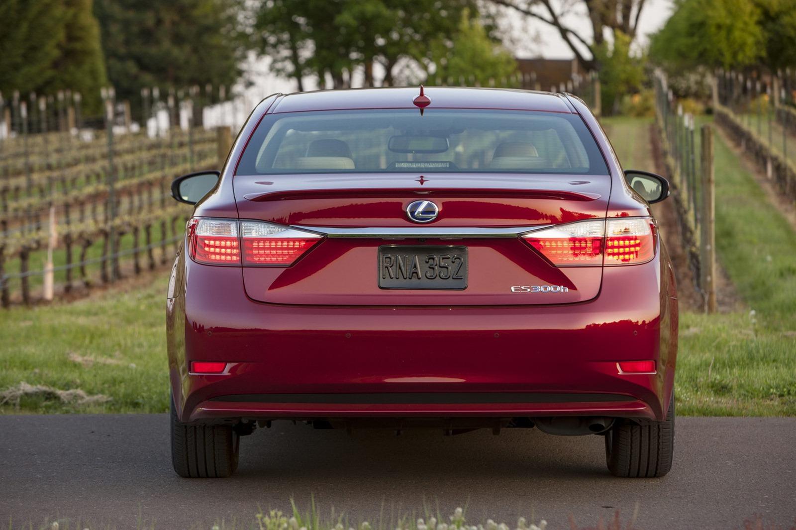 2013 LEXUS ES 300H ~ Cars Spot