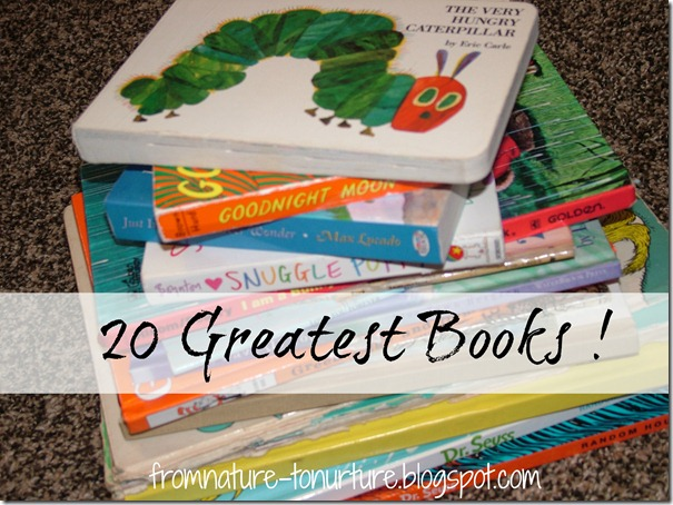 20 Greatest Books