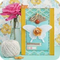 20-cafe-creativo - big shot- scrapbooking - biglietto card farfalla butterfly