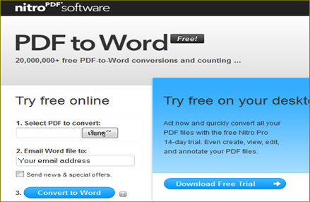 pdf to word com online